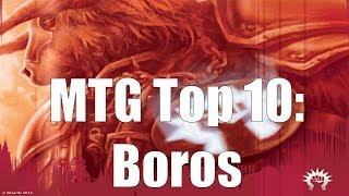MTG Top 10: Boros