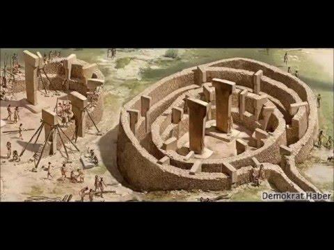 Ancient Alien Technology at Gobekli Tepe (Proof of Tetraploid Humans)