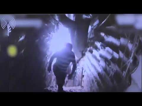 מחבלי חיזבאללה במנהרה שנחשפה בגבול לבנון