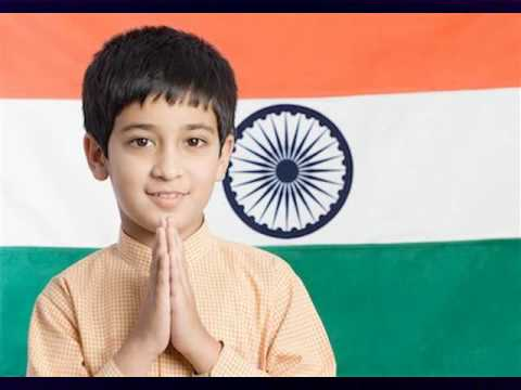 The Indian Pledge, India is my country , Indian National Pledge In English
