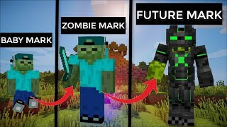 LIFE AS ZOMBIE MARK IN MINECRAFT WAIT THAT IS ME !!!!