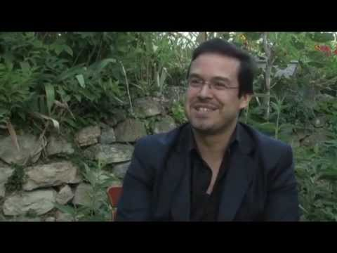 Interview with Leonardo Garcia Alarcon - Acis and Galatea - Festival d'Aix-en-Provence