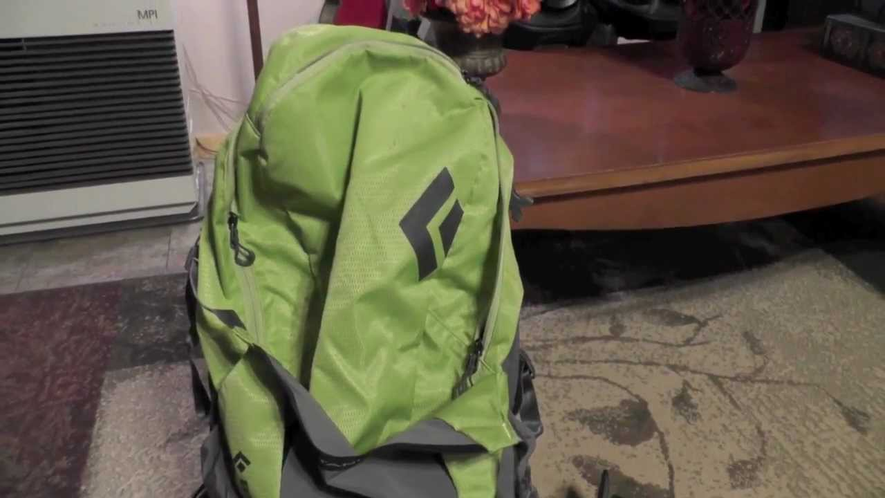 The Black Diamond Octane Pack - The Outdoor Gear Review