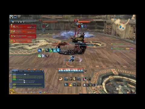 Blade & Soul Gameplay: Cobalt & Scarlet Boss Fight No Commentary NA
