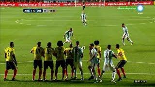 Argentina vs Colombia - Eliminatorias 2018 - Partido completo 1080p