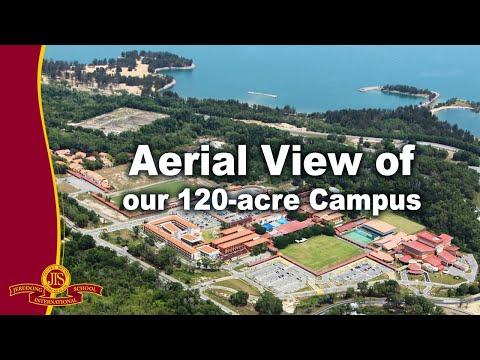 Aerial Video 2017 - Jerudong International School (JIS Brunei)
