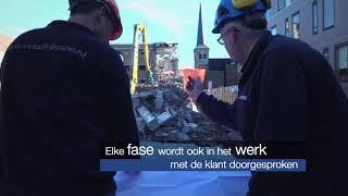 Vissers Sloopwerken Oosterhout maakt ruimte voor vernieuwing