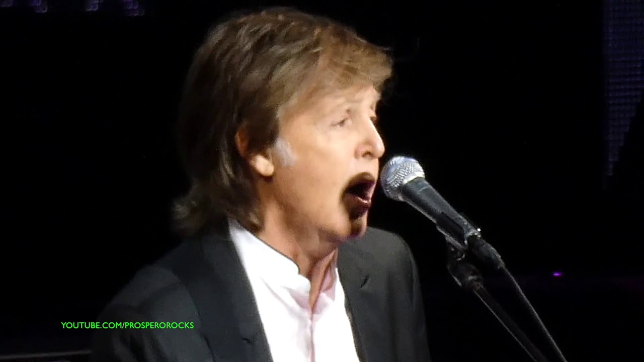 PAUL MCCARTNEY LIVE BROOKLYN NY SEPT 2017