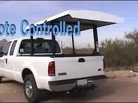 HowTo-Install Fiberglass Tonneau Cover- PickupSpecialties