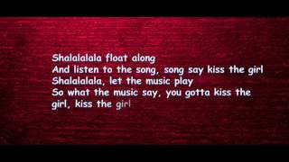 Descendants 2 Kiss The Girl Lyrics | Descendants 2 |  Kiss The Girl Lyrical