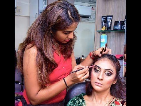 Professional Bridal Makeover | Makeup Artist - Mansi's Salon