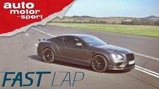 Bentley Continental Supersports: Der krönende Abschluss einer Ära? - Fast Lap | auto motor und sport