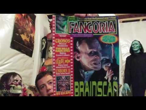 Fangoria Magazine Collection.