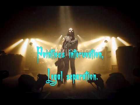 Marilyn Manson Arma-Goddamn-Motherfuckin-Geddon With ...
