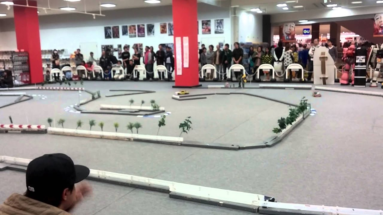 Japan Pro Rc Drift Competition Youtube