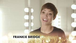 Frankie Bridge joins the cast of Disney On Ice presents Worlds of Enchantment