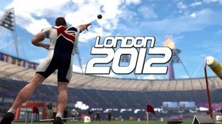 London 2012 - Discus and 100m Freestyle