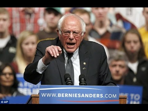 Bernie Sanders Wins Wyoming Caucus - Takes 7 Contests In A Row