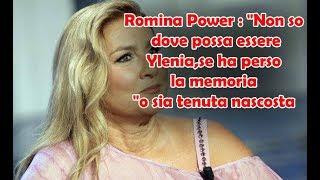 Ultime notizie - romina power - albano e romina - albano romina power
