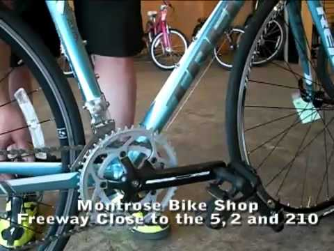 2011 Trek Lexa At Montrose Bike Shop Youtube