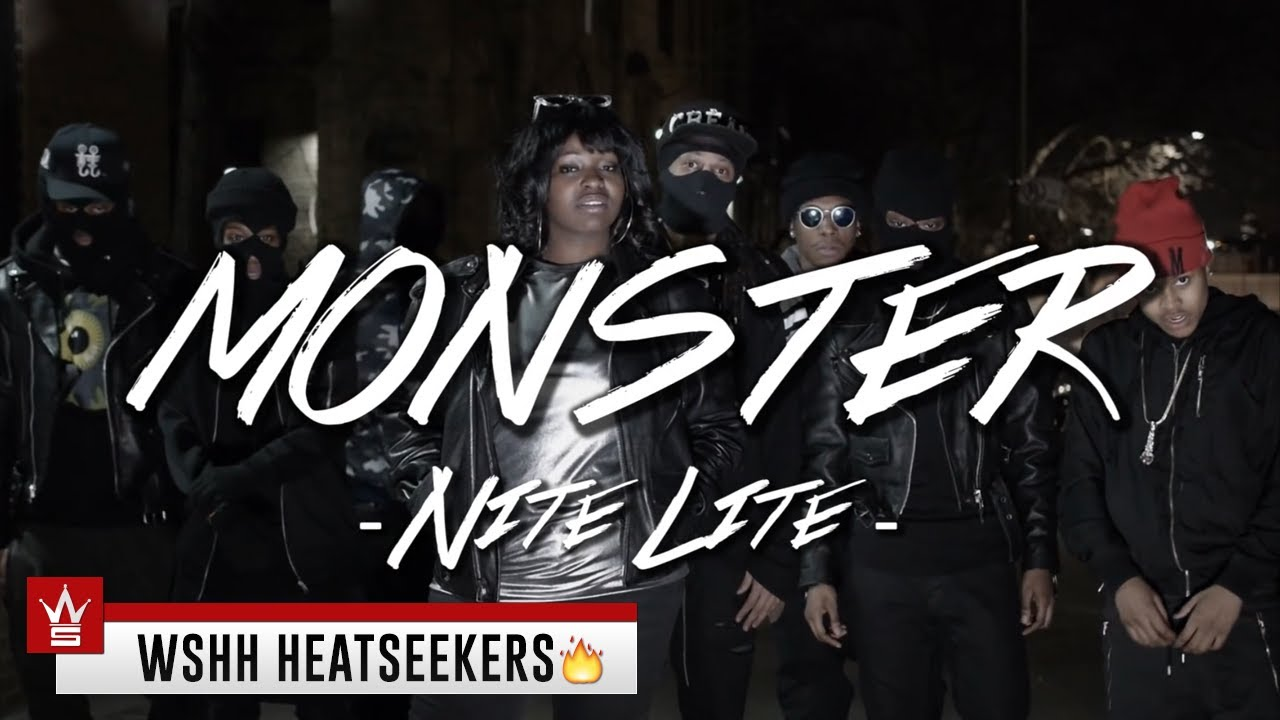 "Nite Light - ""Monster"" (Official Music Video - WSHH Heatseekers)"