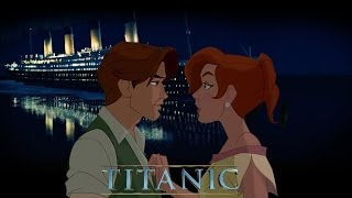 Trailer: TITANIC 3D-Ritorno al Titanic ITA (Disney and not Disney style)