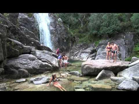 CASCATA DO ARADO, PARQUE NACIONAL PENEDAGERÊS,  PORTUGAL