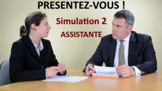 🏆 Coach Emploi : Simulation 2 d'entretien d'embauche, de recrutement, se présenter