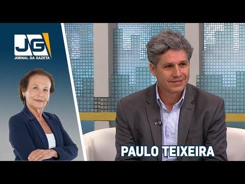 Paulo Teixeira, deputado federal (PT/SP), fala sobre as eleições