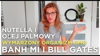 Q&A: wymarzone GMO, olej palmowy i podróż do Azji