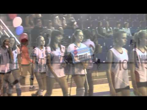 Грачёвская ДЮСШ  Отделение волейбол девушки
