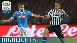 Video Gol Pertandingan Napoli vs Juventus
