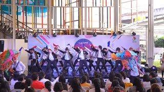 181118 BangEarn cover BTS - MIC Drop + FAKE LOVE + IDOL @ The Nine Cover Dance (Grand Final)