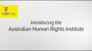 Introducing the Australian Human Rights Institute thumbnail
