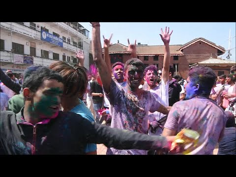 Coronavirus fears put a dampener on Nepal's Holi celebrations | AFP
