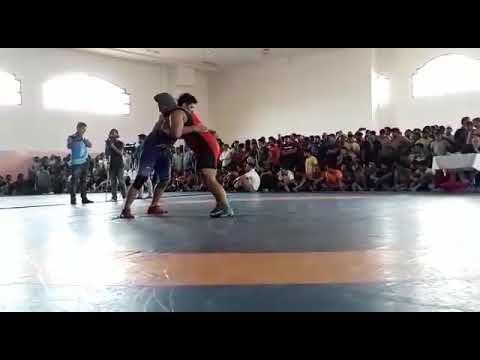 Krishan Baiyanpuria Vs Jassa Patti Asian Games Trials 09-06-2018