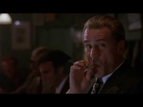 Goodfellas - DeNiro smoking bar scene - cream - sunshine of your love