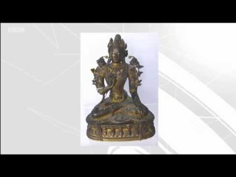 BBC Points West - Antique Brass Hindu Figure of Lord Shiva achieves £90,000.