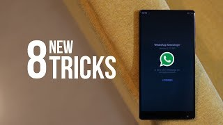 8 Cool New WhatsApp Tricks You Did Not Know (2017)