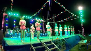 รำวงเพชรบุรีแถวบ้านนาทอง มันส์ๆ รอบที่1 นางรำสาวสวย1คณะ #ส_หาดสวรรค์ cover #พรพรหมเมืองเพชร