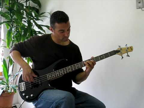 Larry Braswell - Bass Line (AAB Form)