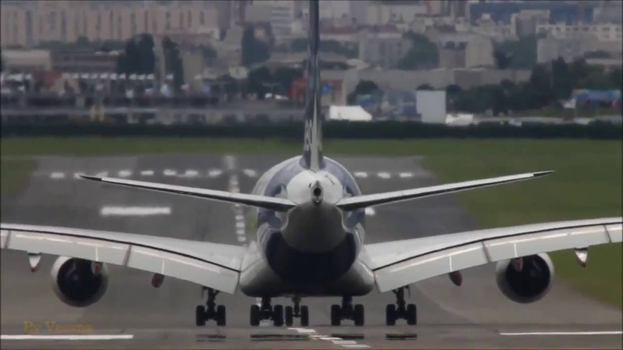 Airbus A380 Take Off/Airbus A380 RunWay/Airbus A380 Speed