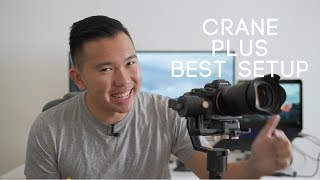 Best Lens for Crane Plus and Sony A7 III Combo? | By Jason Vong