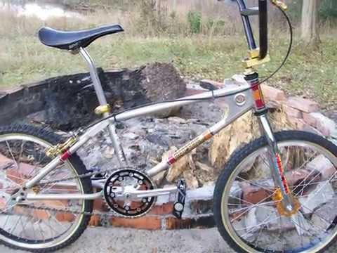 old school bmx 1981 mongoose rebuild