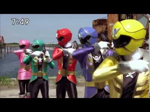 GOKAI CHANGE... Super Sentai!!