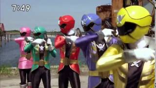 GOKAI CHANGE... Super Sentai!!