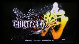 Guilty Gear Isuka PS2 1 Credit Game-Hey We Got a N