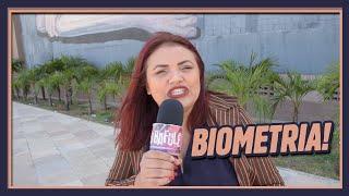 BIOMETRIA | Jornal bafulê