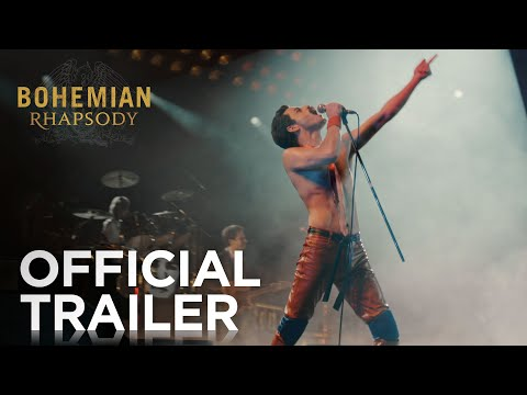 Johnny - Trailer for Freddie Mercury Biopic JUST RELEASED