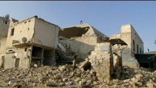 Suriye'de internet erişimi bombardıman görüntüleri eşliğinde geldi